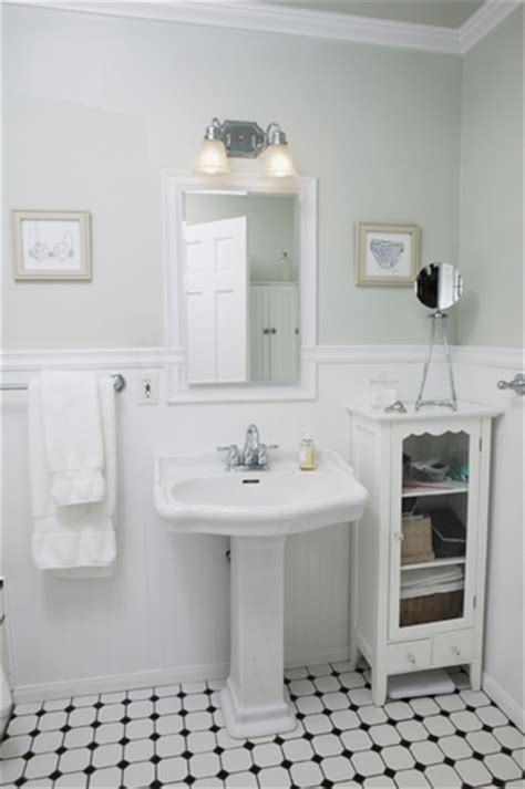 Vintage Black And White Bathroom Ideas How To Style A Small Bathroom Decoration Ideas And Tips