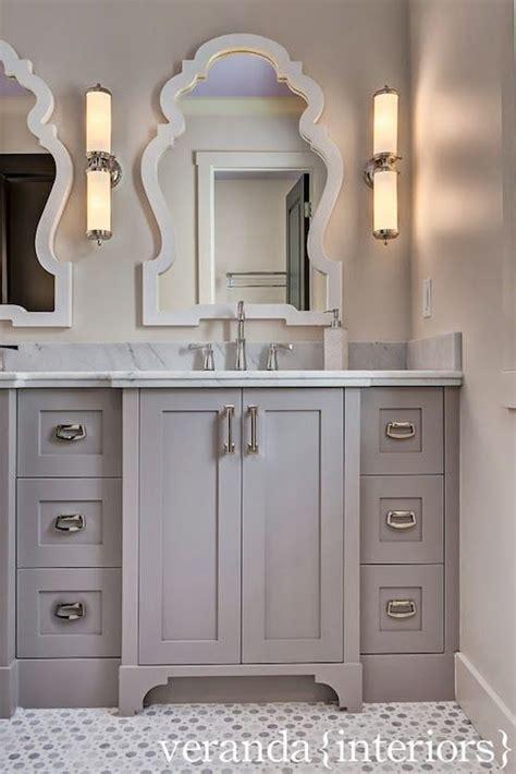 light grey bathroom vanity gray double vanity design gray marble counters sunflower