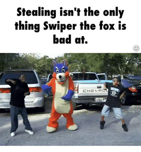 Swiper The Fox Meme - 25 best memes about swiper the fox swiper the fox memes