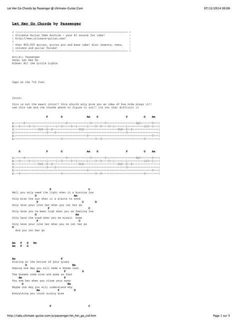 Passenger Seat Guitar Chords And Strumming Gallery - guitar chords ...