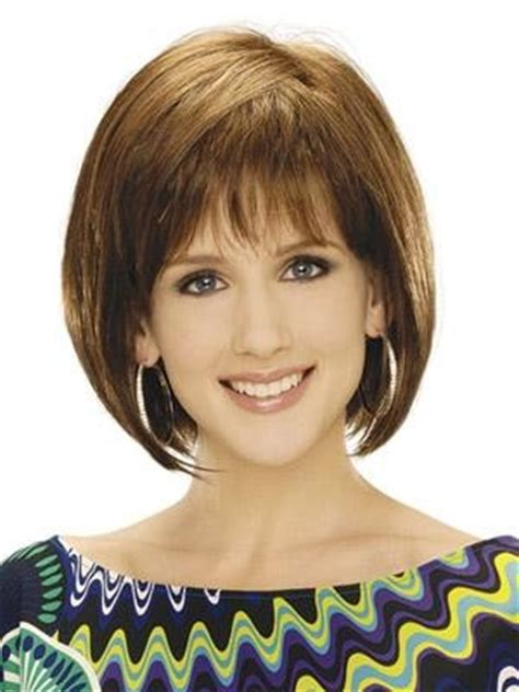 collar length hairstyles for beautiful collar length synthetic bob wig bob wigs