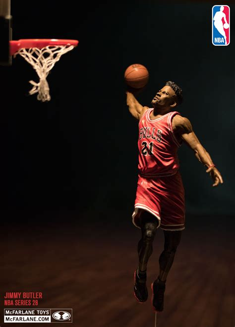 Mini Figure Kodoto Slamdunk Basketball Players jimmy butler