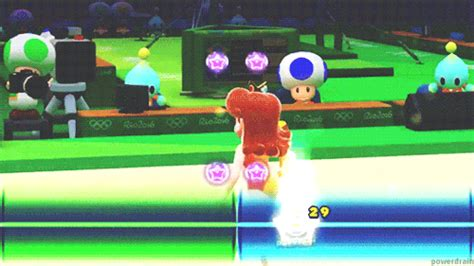 Gamis Danisya mario and sonic at the 2016 olympic
