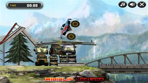 miniclip monster truck nitro 2 let s play miniclip monster truck nitro 2 youtube