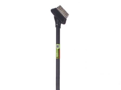 gardman patio block paving cleaner brush