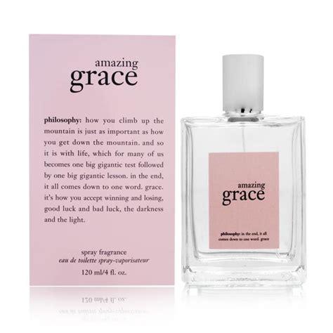 amazing grace by philosophy basenotes net