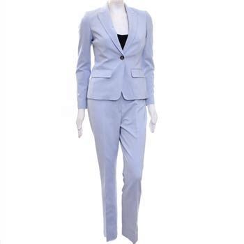 light blue suit womens light blue womens pant suit dress yy