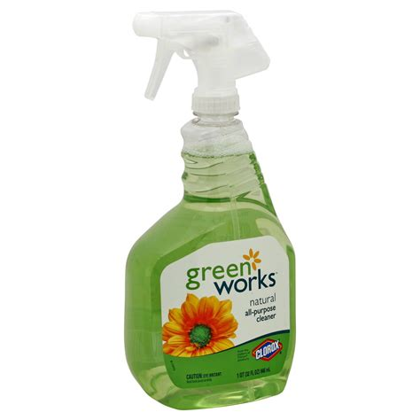 Clorox Green Works All Purpose Cleaner, Natural, 32 fl oz