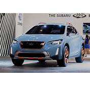 2017 Subaru XV / Crosstrek Previewed By This Rugged Concept In Geneva