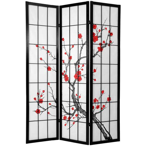 Folding Room Dividers Home Design By Fuller Tri Fold Room Divider