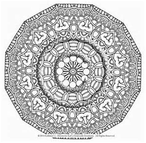 expert mandala coloring pages freecoloring4u com