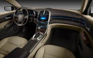 2013 chevrolet malibu eco interior photo 10
