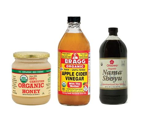Healthy Pantry Essentials by