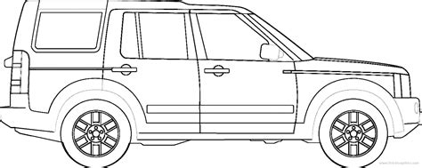 land rover discovery drawing blueprints gt cars gt land rover gt land rover discovery lr3
