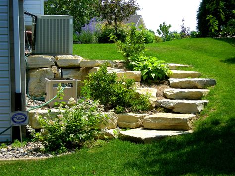 landscaping a hilly backyard bedroom alluring ideas about landscape steps landscaping
