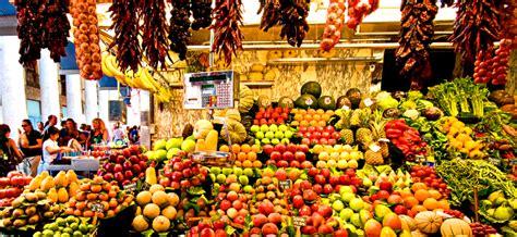 mercato dei fiori barcellona rambla de les flors barcellona