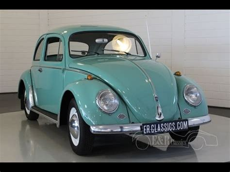 Volkswagen Beetle 1961 Fully Restored Original Germany
