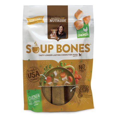 soup bones for dogs rachael nutrish soup bones treats chicken