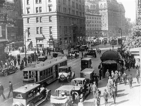 The Sounds Of New York City, Circa 1920   WBFO