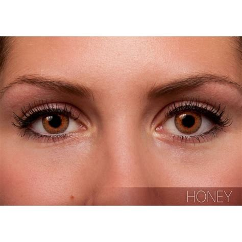 honey colored contacts freshlook colorblends honey contact lens