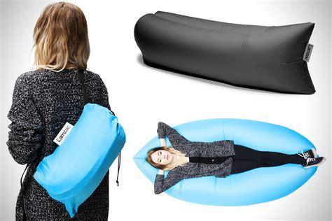 Air Bag Lazy Bag Lamzac lamzac hangout air hammock hiconsumption