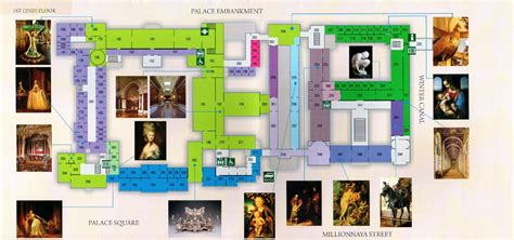 Create Interactive Floor Plan by Image Gallery Map Hermitage
