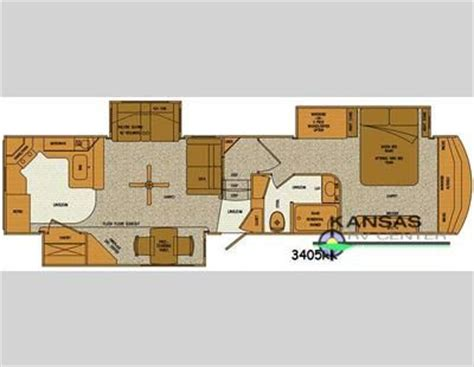 rear kitchen rv floor plans 17 best images about rv wagon tiny home floor plans on