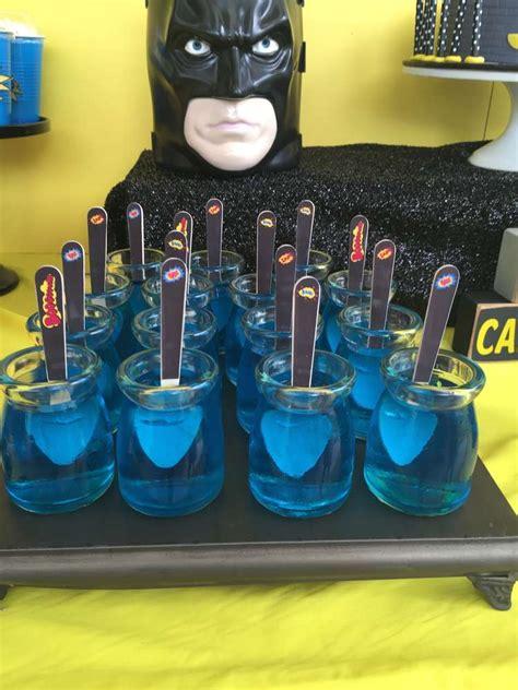 batman birthday party ideas photo    catch  party