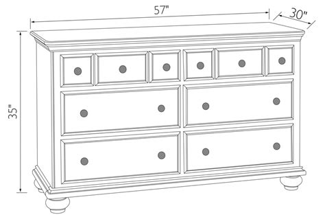 bedroom dresser dimensions dresser dimensions www imgkid the image kid has it