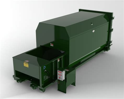 garbage compactor equipment
