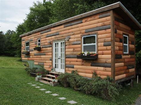 13 cool tiny houses on wheels hgtv 11 best images about tiny houses on pinterest ready to
