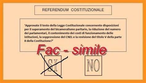 costituzione europea testo referendum costituzione chi vota si vuole il cambiamento