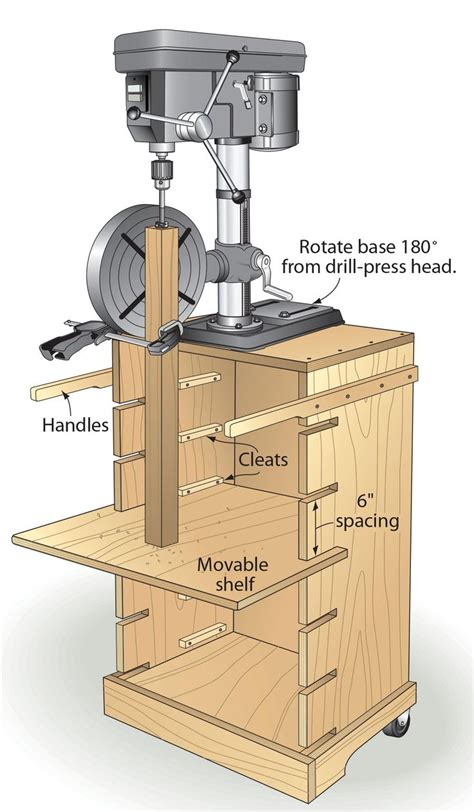 bench drill press stand benchtop drill press stand plans woodworking projects
