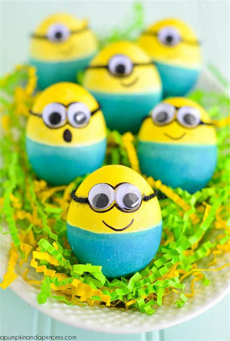 easter egg designs 50 adorable easter egg designs and decorating ideas easyday