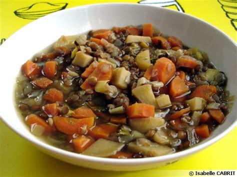 recette comment cuisiner les lentilles mijot 233 de pommes de terre nouvelles et lentilles