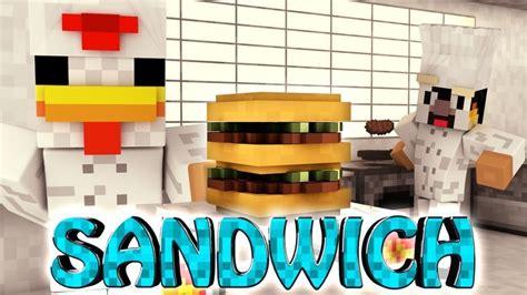 Kitchen Hunger Minecraft Sandwiches Mod 1 12 2 1 11 2 For Minecraft Mc Mod Net