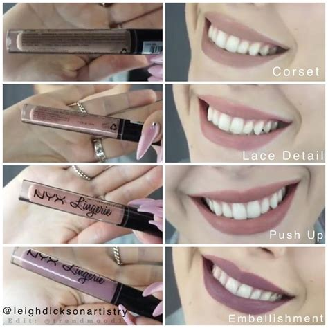 Nxy Lip Matte Nxy Series N1038 B new nyx liquid lipsticks these look so pretty