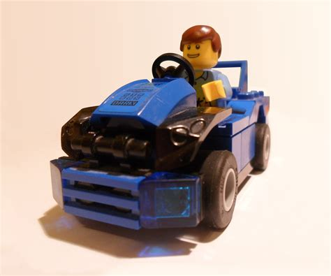 How Do You Make A Paper Car - lego car 3