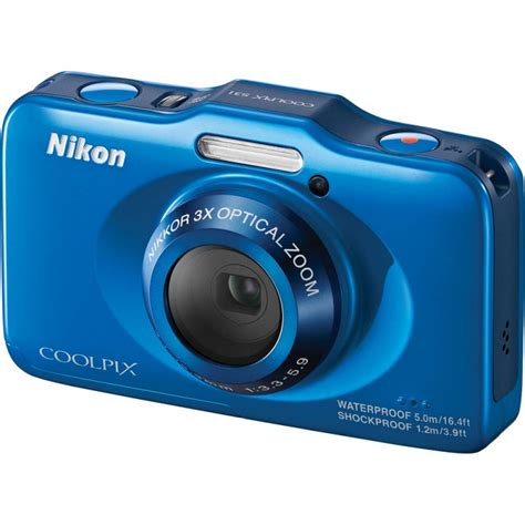 nikon coolpix waterproof waterproof