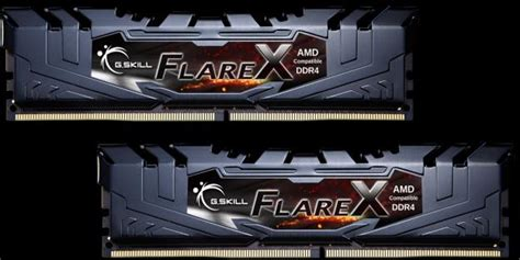Gskill Flare X Ddr4 16gb 2x8gb 3200mhz For Ryzen F4 3200c14d 16gfx g skill flare x for amd ddr4 16gb 2x8gb 3200mhz cl14 1