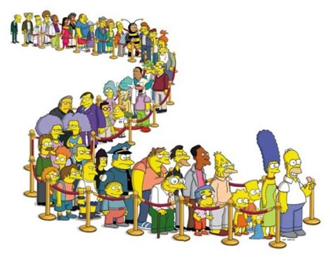 all the girls waiting in line for the bathroom personagens dos simpsons homer e bart cultura mix