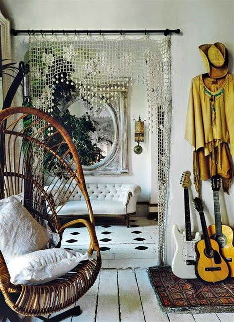 Bohemian Home Decor by Decorating A Bohemian Home Ideas And Inspiration