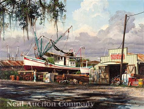 kenricks shrimp boat the jerry lynn shrimp boat at herberts dry dock by james l