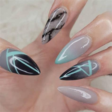 mint color nails mint color nails