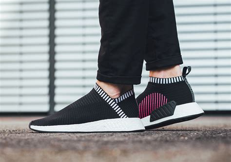 Adidas Nmd City Shock Black adidas nmd city sock 2 may 20 2017 release info