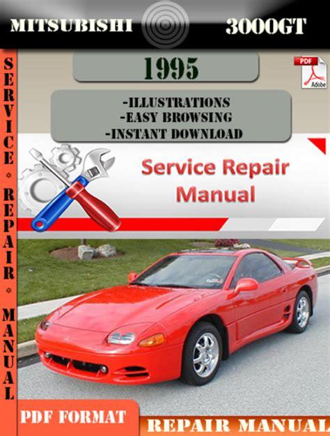 service manual 1995 mitsubishi 3000gt manual backup mitsubishi 3000gt 1995 digital factory repair manual download man
