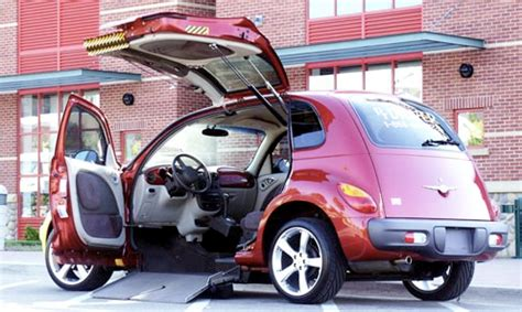 Rollstuhlgerechtes Auto by Wheelchair Accessible Car Auto Troop