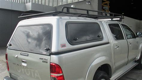 Hilux Canopy Roof Rack by Arb Canopies