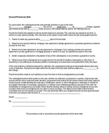 simple promissory note template free promissory note template 11 free word pdf documents