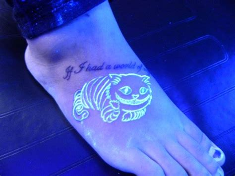 glow in the dark tattoo ink reviews uv glowing tattoos new designs xcitefun net